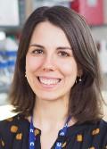 Portrait photo of Dr Mireia Crispin