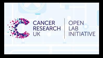 Logo for CRUK Open Lab Initiative