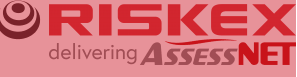 Riskex accident reporting system logo