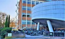 Photo of Clifford Allbutt Building