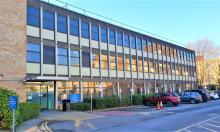 Photo of Cambridge Cancer Trials Centre in S4 Block